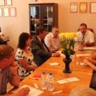 Рабочее совещание с участием Президента Адвокатской палаты РБ Юмадилова Б.Г., июнь 2012