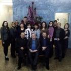 Встреча Нового года в офисе, 30 декабря 2014 г.