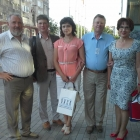 Адвокат Свиридова И.С. на научно-практической конференции в г.Самара,июль 2014 года