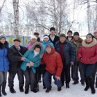 Зимняя спартакиада адвокатских образований, март 2014 года