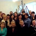 Встреча Нового года в офисе, 30 декабря 2013 года