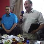 Празднование золотого юбилея адвоката Мазитова Р.А. и 20-летие адвокатского бюро, июнь 2011г.